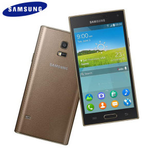 SIM Free Samsung Z - Gold - 16GB