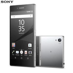 SIM Free Sony Xperia Z5 Premium Unlocked - 32GB - Chrome