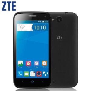 SIM Free ZTE Blade A430 Unlocked - Black