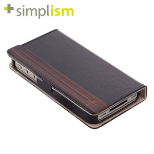 Simplism Flip Note Style Case for iPhone 4S