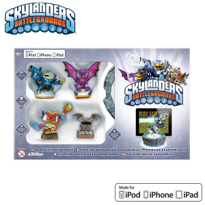 Skylanders Battlegrounds Mobile Starter Pack for iOS Apple Devices