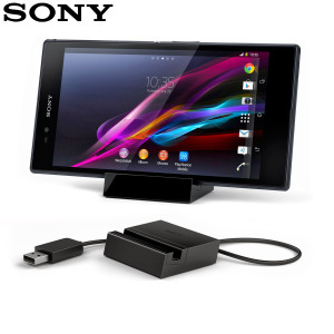 Sony DK30 Magnetic Charging Dock - Black