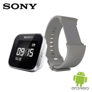 Sony SmartWatch Wristband - Grey