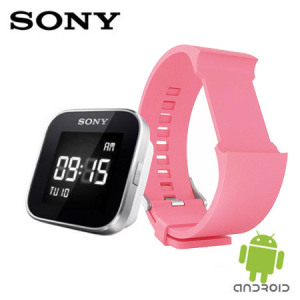 Sony SmartWatch Wristband - Pink