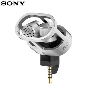 Sony STM10 Stereo Microphone