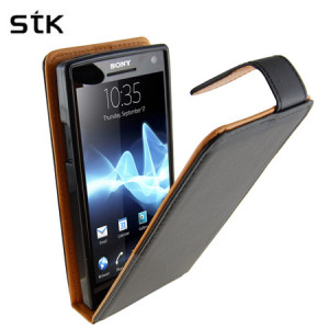 Sony Xperia S Executive Flip Case