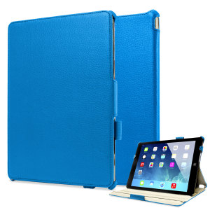 Sophisticase iPad Air Frameless Case - Light Blue