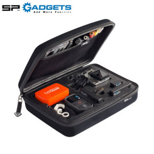 SP Gadgets POV Rugged GoPro Travel Case - Black