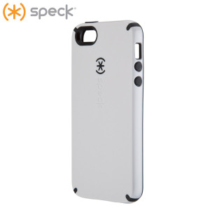 Speck CandyShell Case for iPhone 5S / 5 - White & Charcoal