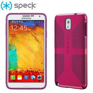 Speck CandyShell Grip for Samsung Galaxy Note 3 - Pink / Purple