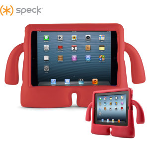 Speck iGuy Case and Stand for iPad Mini 3 / 2 / 1 - Chili Red