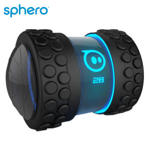 Sphero 2B Robotic Tube for Smartphones - Black