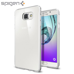 Spigen Liquid Crystal Samsung Galaxy A7 2016 Case - Clear