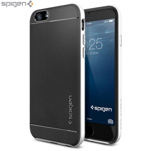 Spigen Neo Hybrid iPhone 6S / 6 Case - Infinity White