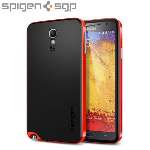 Spigen Neo Hybrid Samsung Galaxy Note 3 Neo Case - Red
