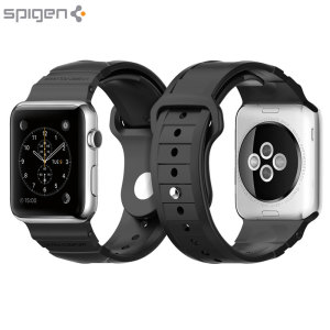 Spigen Rugged Apple Watch Series 2 / 1 Strap - 42mm - Black