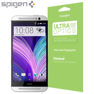 Spigen Screen Protector Steinheil HTC One M8 - Ultra Optics