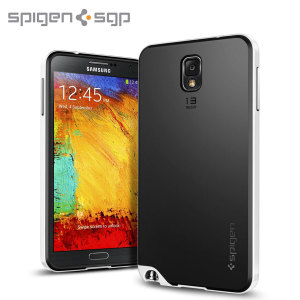 Spigen SGP Neo Hybrid Case for Samsung Galaxy Note 3 - Infinity White
