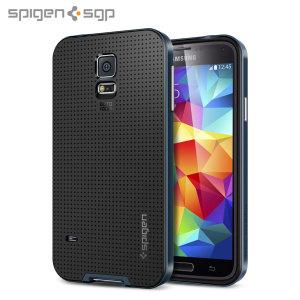 Spigen SGP Neo Hybrid Case for Samsung Galaxy S5 - Slate