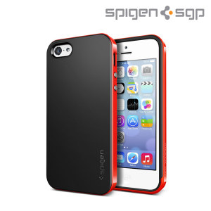 Spigen SGP  Neo Hybrid for iPhone 5C - Dante Red