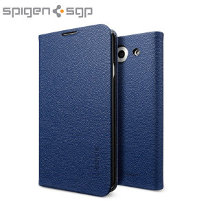 Spigen SGP Slim Wallet Case for LG Optimus G Pro - Navy