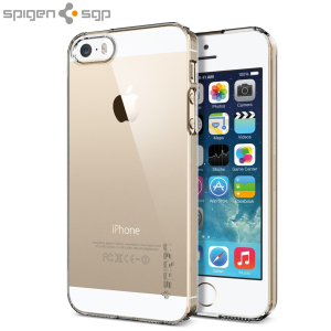 Spigen SGP  Ultra Thin Air Case for iPhone 5S / 5 - Crystal Shell