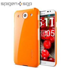 Spigen SGP Ultra Thin Air Case for LG Optimus G Pro - Orange