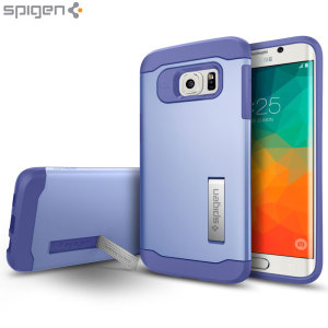 Spigen Slim Armor Samsung Galaxy S6 Edge Plus Case - Violet