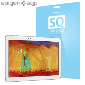 Spigen Steinheil Ultra Crystal Galaxy Note 10.1 2014 Screen Protector