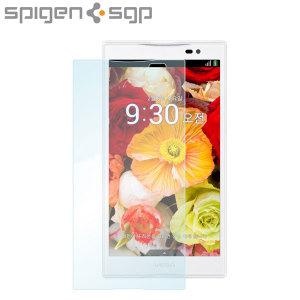 Spigen Steinheil Ultra Crystal Pantech Vega No 6 Screen Protector