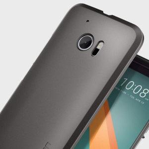 Spigen Thin Fit HTC 10 Case - Gunmetal Grey