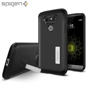 Spigen Tough Armor LG G5 Case - Black