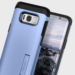 Spigen Tough Armor Samsung Galaxy S8 Case - Blue