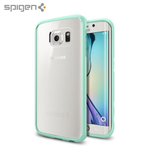 Spigen Ultra Hybrid Samsung Galaxy S6 Edge Case - Mint