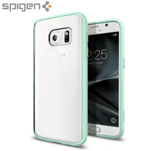 Spigen Ultra Hybrid Samsung Galaxy S7 Case - Mint