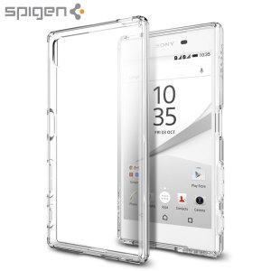Spigen Ultra Hybrid Sony Xperia Z5 Case - Crystal Clear