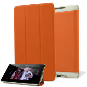 Stand and Type Case for Google Nexus 7 2013 - Orange
