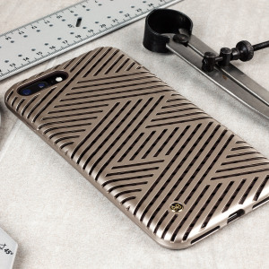 STIL Kaiser II iPhone 7 Plus Case - Champagne Gold