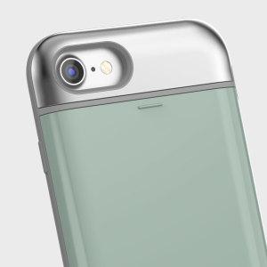 STIL Mistic Pebble iPhone 7 Card Case - Olive