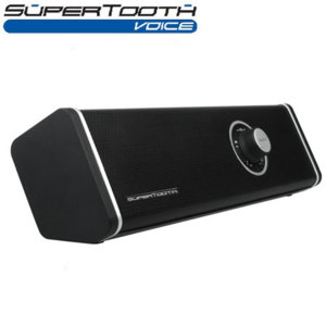 Supertooth Disco Bluetooth Stereo Speaker