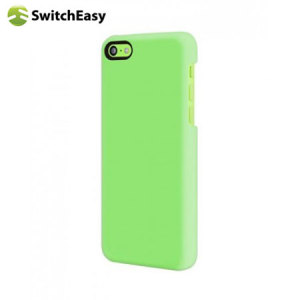 SwitchEasy Nude Case for iPhone 5C - Green