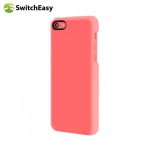 SwitchEasy Nude Case for iPhone 5C - Pink