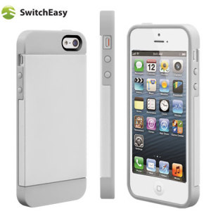 SwitchEasy Tones for iPhone 5S / 5 - White