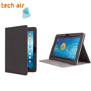 Tech Air Folio Case and Stand for iPad Air - Black