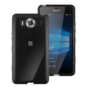 Tech21 Evo Check Lumia 950 Case - Smokey / Black