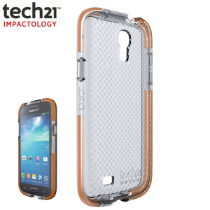 Tech21 Impact Mesh Case for Samsung Galaxy S4 Mini - Clear