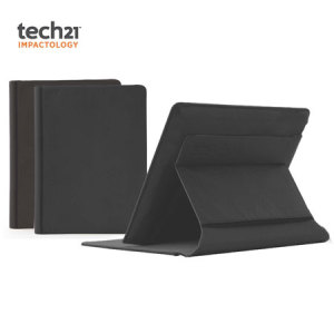 Tech21 Leather Folio Case for iPad Mini 2 / iPad Mini - Black