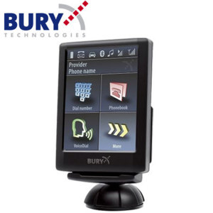 THB Bury CC 9060 Bluetooth Car Kit