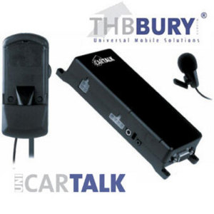 THB UNI System 8 Hands-free Car Kit - UNI CarTalk