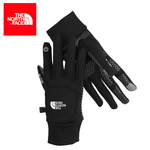 The North Face Etip Gloves for Men (Medium) - Black